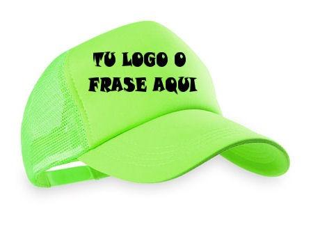 0fbb783b88a57 100 Gorras Impresas Con Logo O Frases Personalizadas -   42.00 en ...
