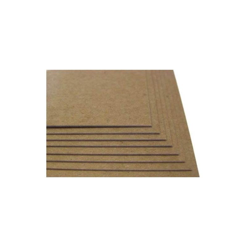 100 Hojas De Aglomerado De Cartón 24pt (punto) 4 X 6 (4x6 Pu ...