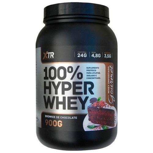 100% hyper whey 900g chocolicius