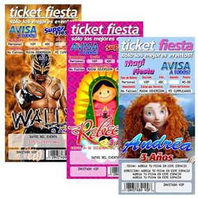Invitacion Hawaiana Invitaciones Cumpleanos Infantil