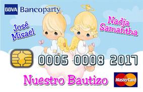 Invitacion Bautizo Jaulas Invitaciones Invitaciones Y