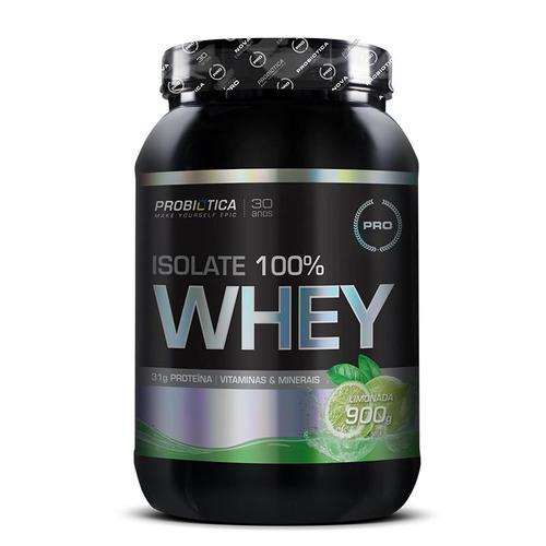 100% isolate whey (900g) probiótica
