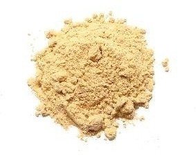 100% jengibre orgánico certificado en polvo, 200 gr