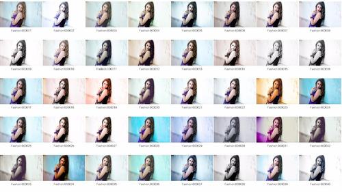 100 lightroom presets de moda profissionais