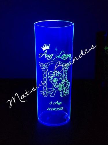 100 long drink neon e gravação neon (max 100 por compra)