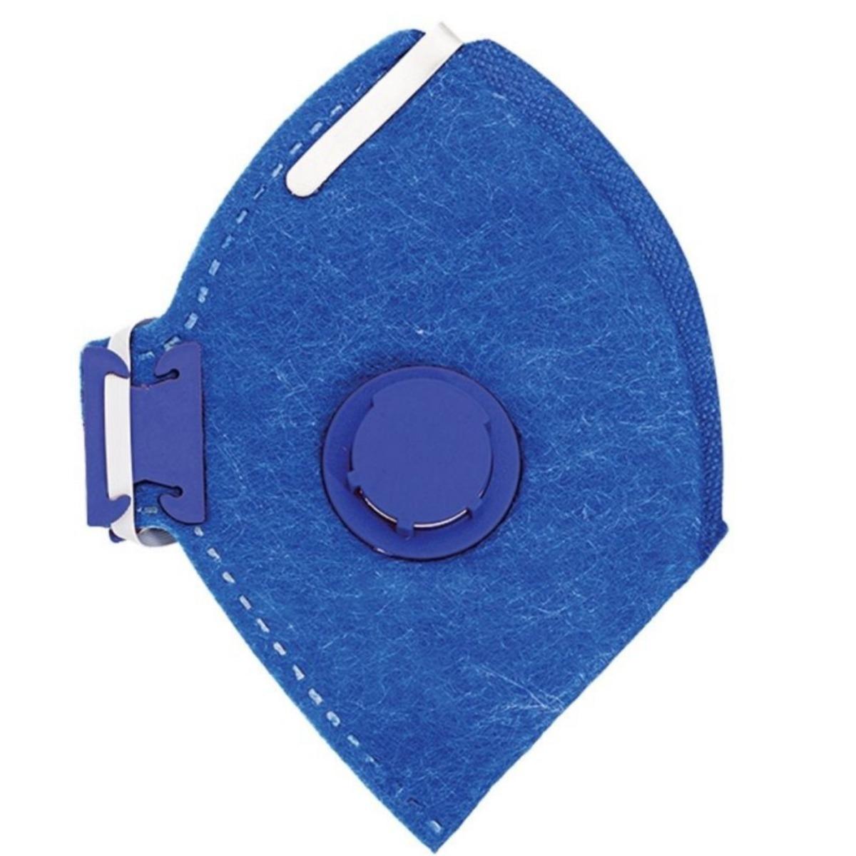100 mascara epi pff1 com valvula mfq proteção contra pó. Carregando zoom. 73f75c34f5