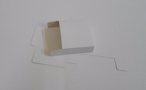 100 mini caixinhas sacolinha papel lembrancinha tipo remédio