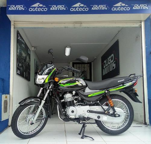 100 moto bóxer