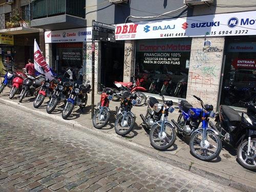 100 motos suzuki