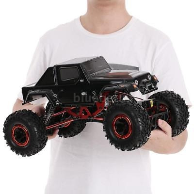 100% nuevo hsp 2.4g 94180 1/10 4wd alta velocidad rc coche