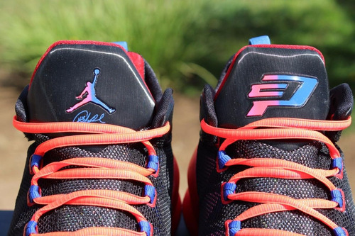 100% original bota zapato nike jordan cp3 viii talla 11.5