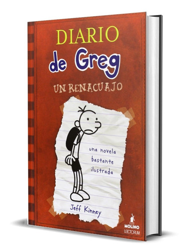 100% original diario de greg 1 un renacuajo jeff kinney