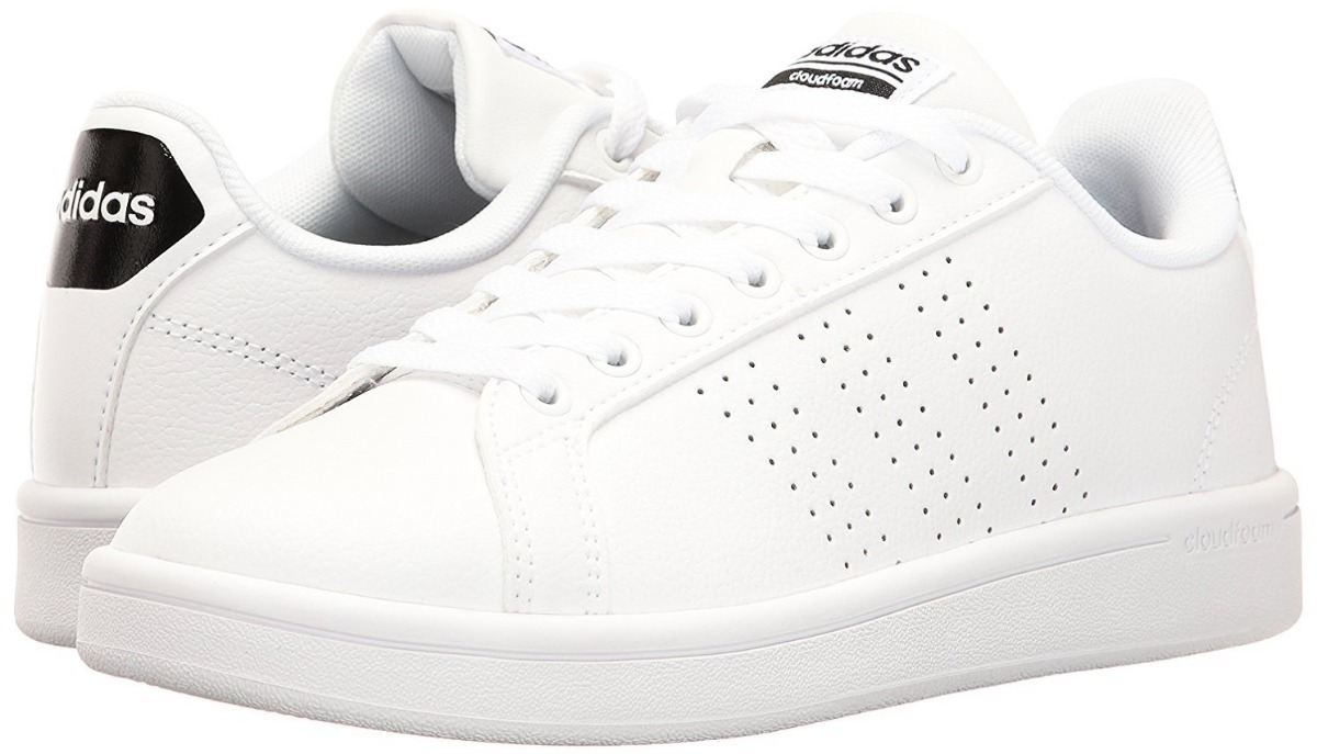 new products f1cc1 0d1f6 100 original tenis adidas superstar cloudfoam advant cuero. Cargando zoom.