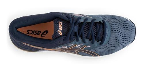 100 originales zapatos tenis asics gel flux 5 hombre env gra