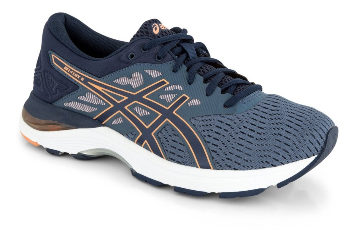 Flux Env Gel Asics Originales Zapatos 5 Gra 100 Hombre Tenis rthQCBxds