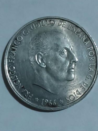 100 pesetas españa 1966