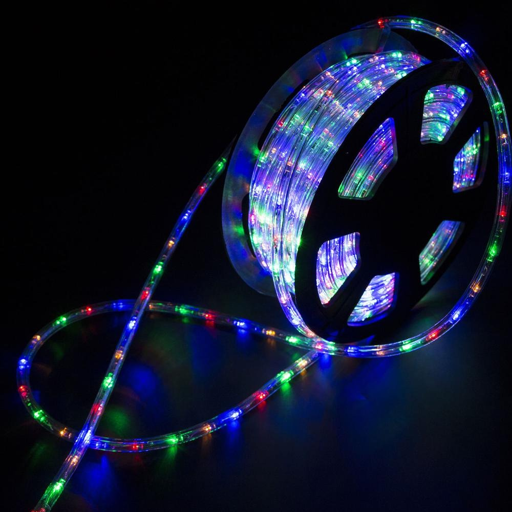 100 pies multicolor conectable led rope light n 301686928059 100 pies multicolor conectable led rope light n 301686928059 cargando zoom aloadofball Choice Image