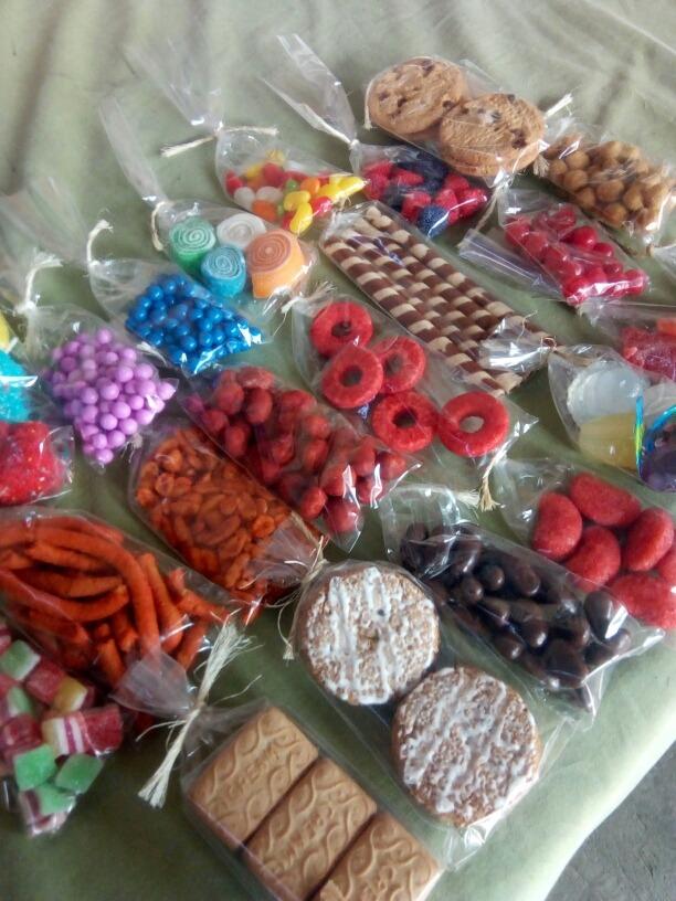 255f13a638b0 100 Piezas De Dulces A Granel -   500.00 en Mercado Libre