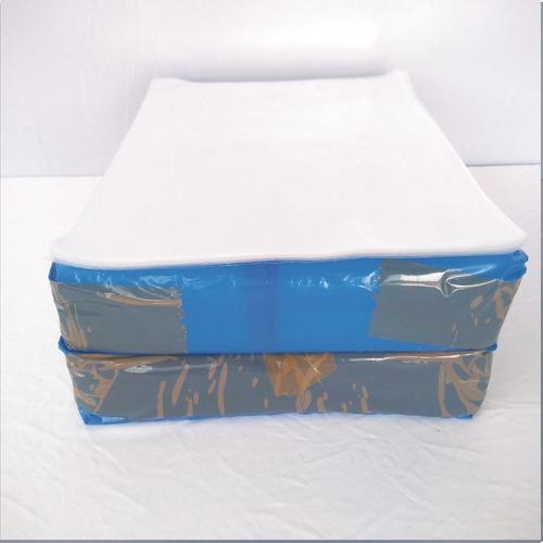 100 plásticos externo gramatura 0,15 tamanho 32x32 lp sacos