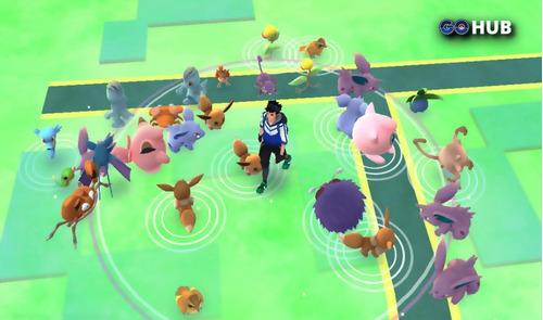 100 pokemons capturados en tu cuenta