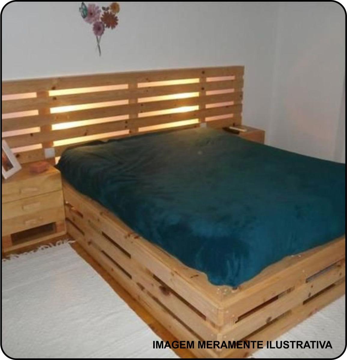 Image Result For Pallet Bed Frame
