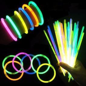 9718e9c62b28 Pulseras Neon Eventos Articulos Luminosos - Recuerdos