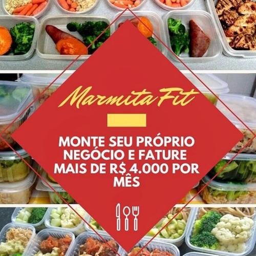 100 receitas de marmita fit em pdf