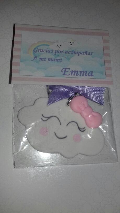 cc6400a08 100 recuerdito llaveritos nube baby shower con envio gratis. Cargando zoom.