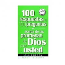 100 resp. a 100 preg. acerca de las promesas de dios para ud
