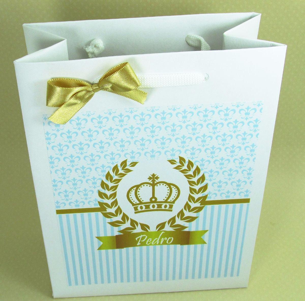 Bolsa De Papel Personalizada Casamento : Sacola de papel personalizada anivers casamento tam m
