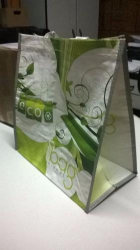 100 sacolas de rafia pronta entrega coleção eco - tamanho m