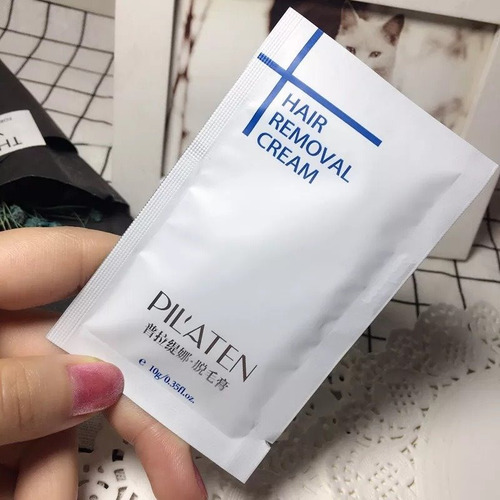 100 sobres de crema depilatoria pilaten envio gratis