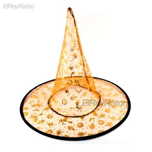 100 sombreros de bruja para disfraz de halloween economico