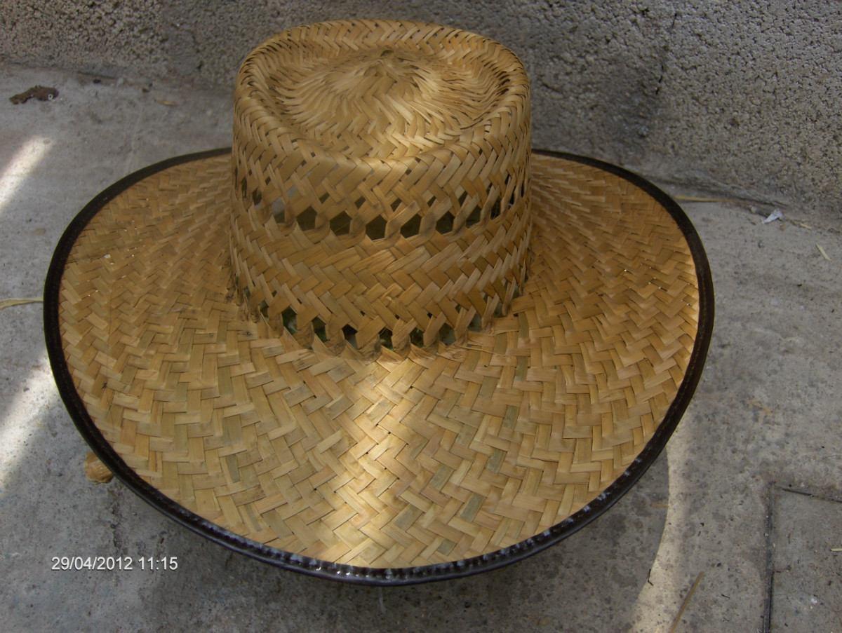 100 sombreros de palma para hombre modelo gallera. Cargando zoom. ae0f617435f