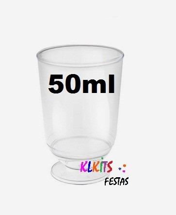 100 tacinhas copinho 50ml brigadeiro +brinde colher acrilico