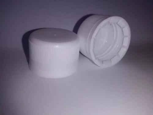 100 tampas de plastico padrão garrafa pet c/ lacre.