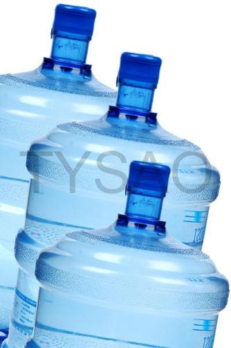 100 tapas para garrafon de agua purificada faldon mediano