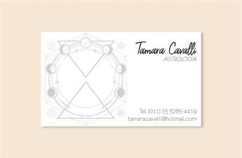 100 tarjetas personales + diseño incluido