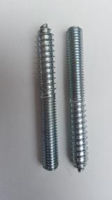 Juego de 50 piezas de insertos de rosca de lat/ón para reparaci/ón de rosca tipo tornillo ranurado para reparaci/ón de tornillos M3//M4//M5//M6//M8//M10//M12
