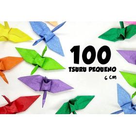 100 Tsuru Peq. À Sua Escolha (6cm)
