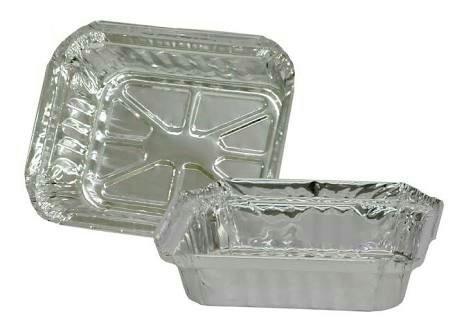 100 unid marmitinha aluminio p/ personalizar lembrancinhas