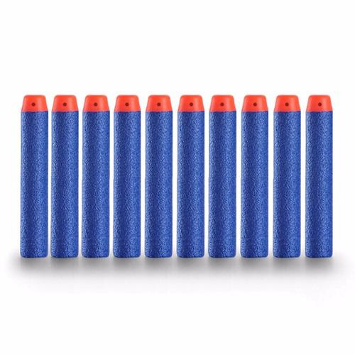 100 unidades--balas para pistolas nerf - entrega inmediata