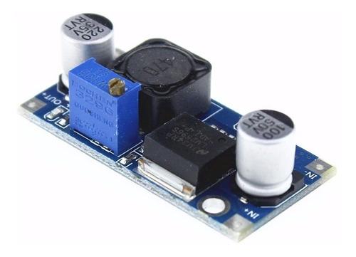 100 unidades da fonte dc ajustável reguladora dc lm2596