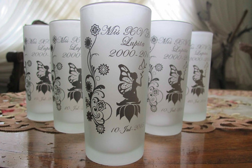 100 vasos impresos personalizados df
