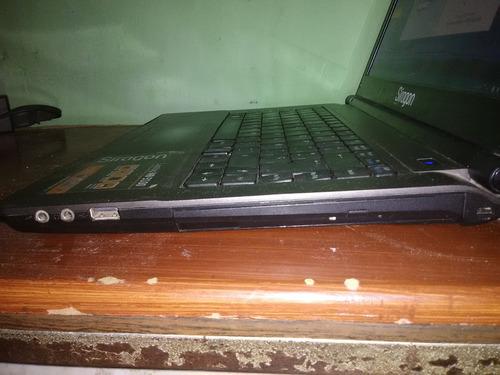 100 v#e#rde laptop siragon nb-3100 para respuesto
