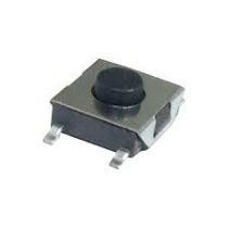 100 x chave de toque smd 4 term.  6x6x3,1mm kit c/100 peças