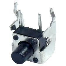 100 x chave de toque tact touch vertical 7 mm kit c/100 pçs