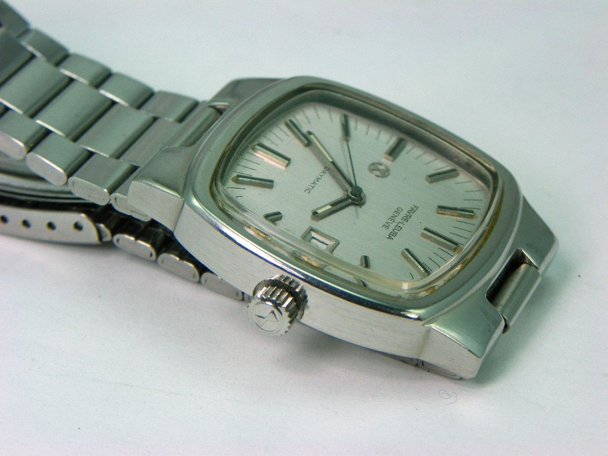 64ac842037ab 100% Y Original Reloj Favre Leuba Geneve Automático Daymatic ...