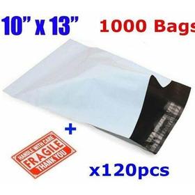 1000 10 X 13 Poli Mailer Polybag Envío Sobres Bolsa De P-217