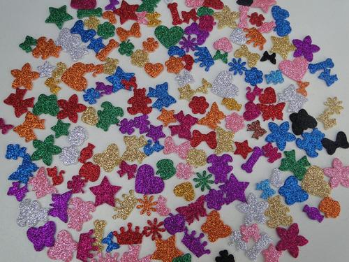 1000 adesivos pet piercings lacinhos eva com glitter para petshop cães e gatos banho e tosa